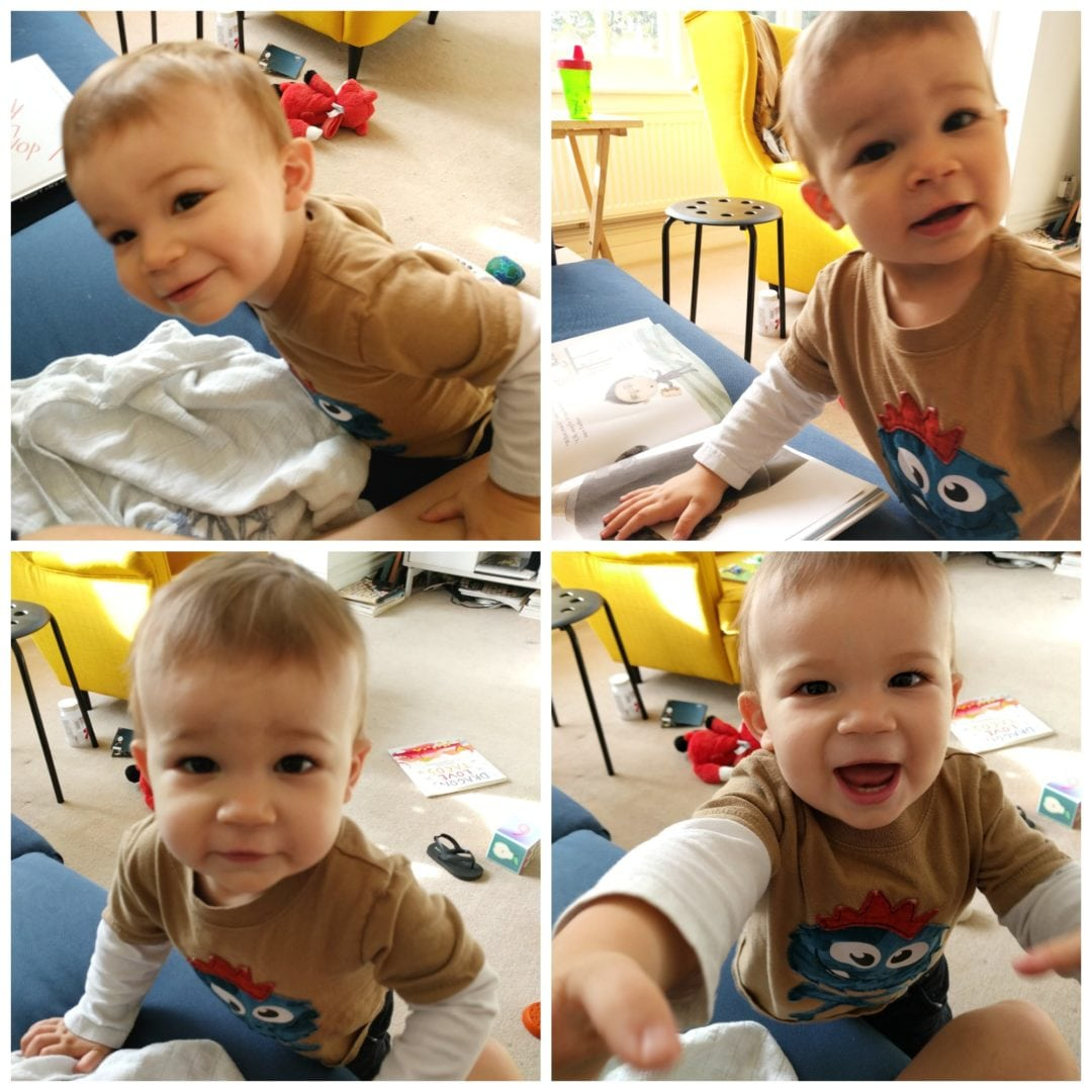 19monthsolddexcollage